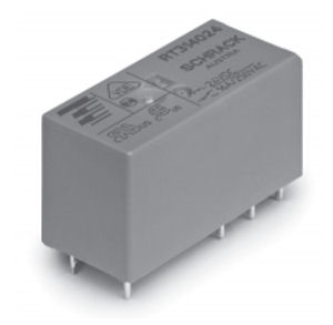 TE CONNECTIVITY Relay 250VAC SCHRACK SPDT 12A 5-1393239-5